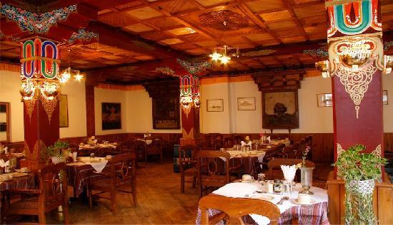 Hotel Dragon Ladakh: Multi Cuisine Restaurant