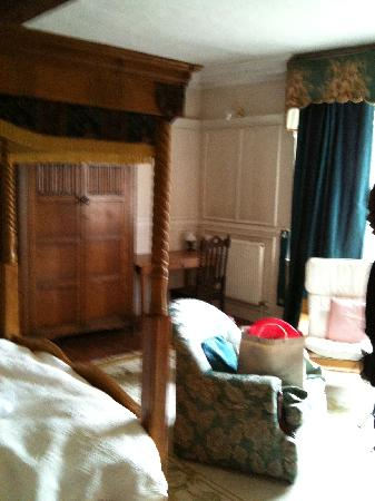 Rothmans Bed & Breakfast : the four poster room - luxury