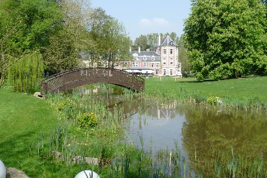 Busnes, Frankrike: le parc