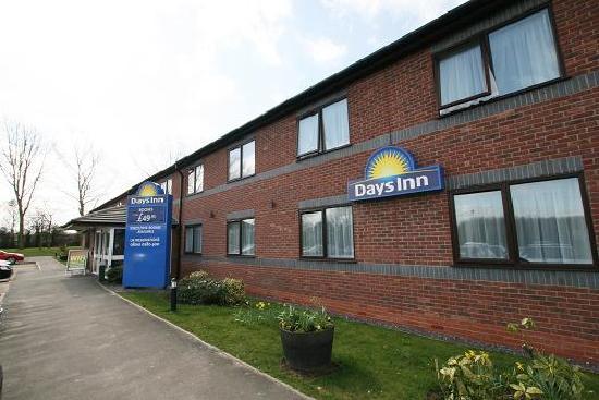 Days Inn Corley NEC M6: External View