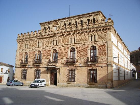 Villanueva de la Jara, Espanha: Casa Enriqueta,palacete