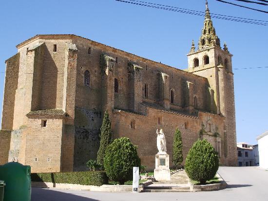 Villanueva de la Jara, Spain: Basilica de la Asuncion