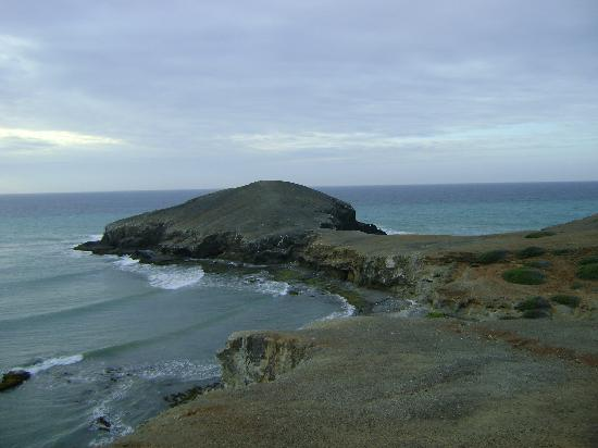La Guajira Department, Colombia: Playa Aguja (creo)