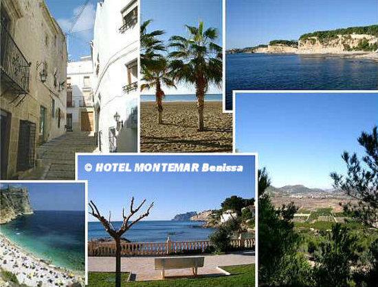 Costa Blanca - Hotel Montemar
