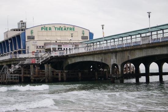 Premier Inn Bournemouth Westcliff Hotel: Bournemouth Pier