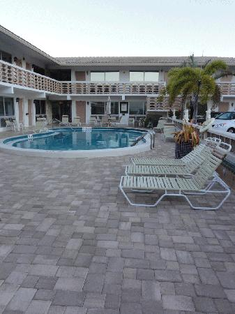 Panther Motel and Apts: pool area