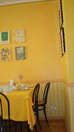 Hotel Clarici: Restaurant