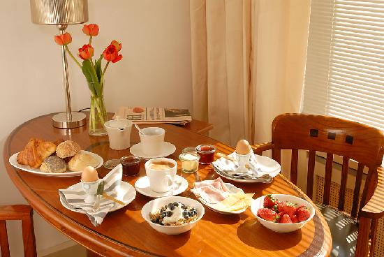 Prince Henry, Private Suites and Gardens: Breakfast - (Get it from our buffet)