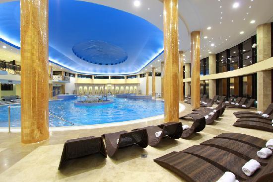 Hotel Izvor : Indoor Pool 30°C (thermal-mineral water)