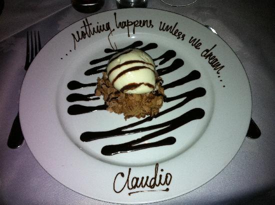 Tamarind Restaurant: Dessert