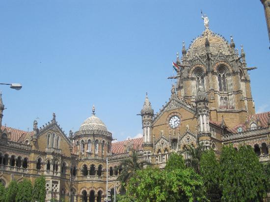 Chhatrapati Shivaji Terminus: Terminus