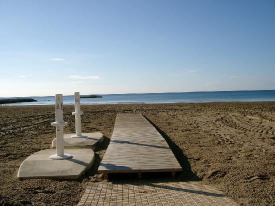 Hotel Montemar: Calpe Beach