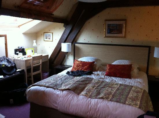 Hôtel Ferme de La Raterie : Our room (nr 17)