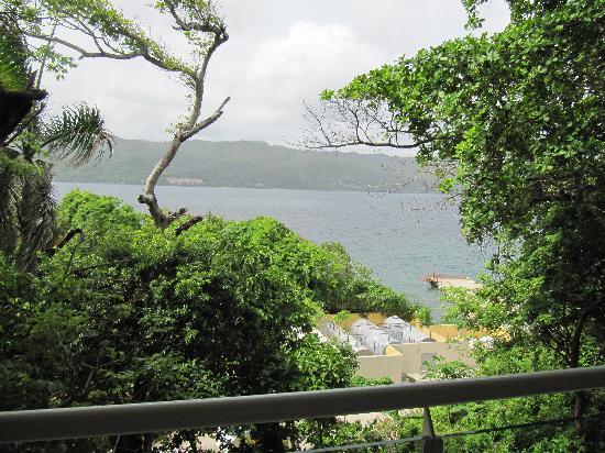 Luxury Bahia Principe Cayo Levantado: The view from the superior junior suite 15204