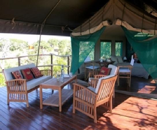 Portugal Nature Lodge: Safari lodge tent