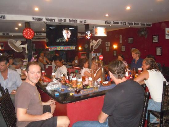 The Look Bar & Restaurant: birthday party 15.3.2011