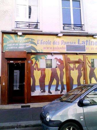Ecole des danses latines tropicales