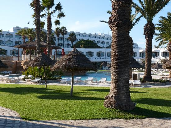 SENTIDO Phenicia: inside the grounds in the hotel