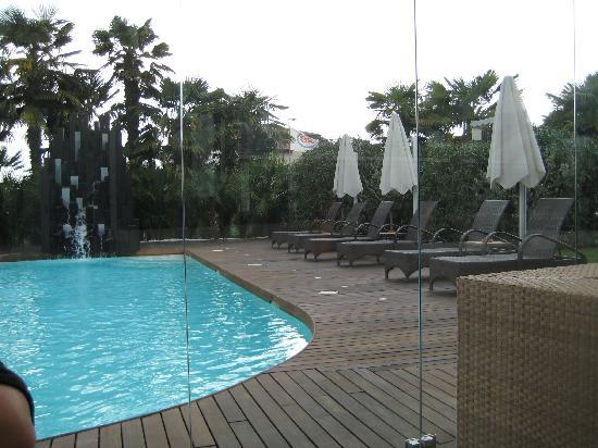 Aussenpool Picture Of Color Hotel Bardolino Tripadvisor