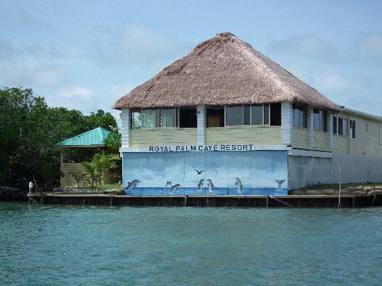 Royal Palm Island Resort: restaurant
