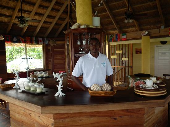 Royal Palm Island Resort: restaurant