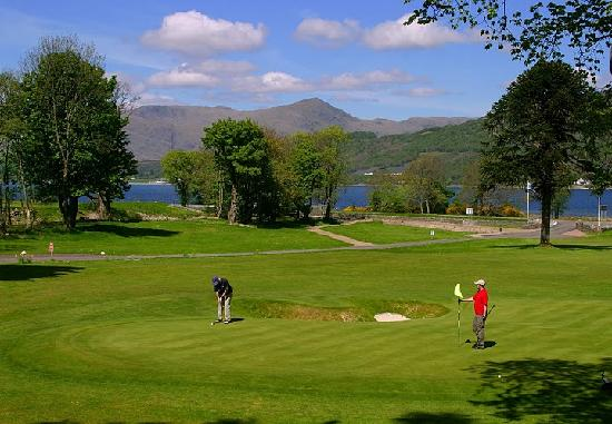 The Dragons Tooth Golf Course: Another stunning view
