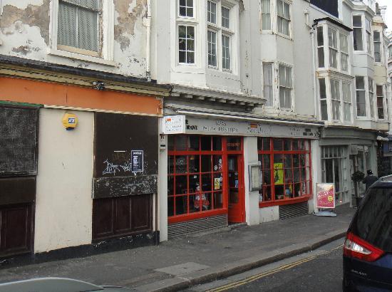 "AguaDulce : ""The Best Restaurant in Brighton?"""
