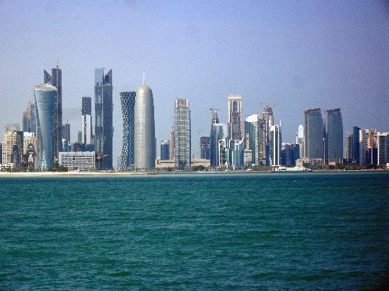 โดฮา, กาตาร์: Skyline Doha