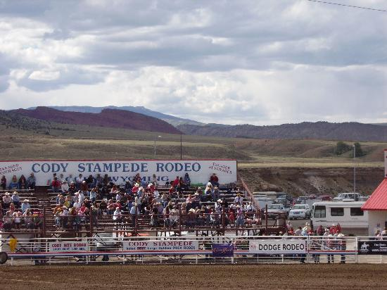 Cody Night Rodeo Picture Of Buffalo Bill Cody Stampede