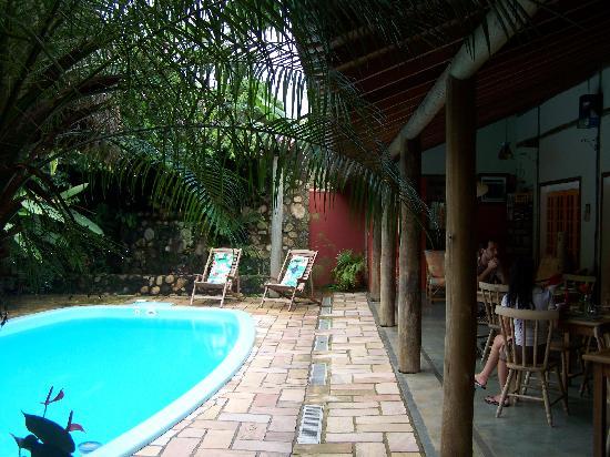 Hotel Pousada Guarana : Swimming pool
