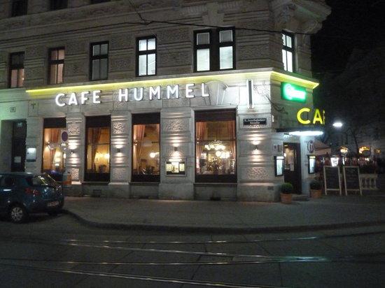 Cafe Hummel Wien Restaurant Bewertungen Telefonnummer