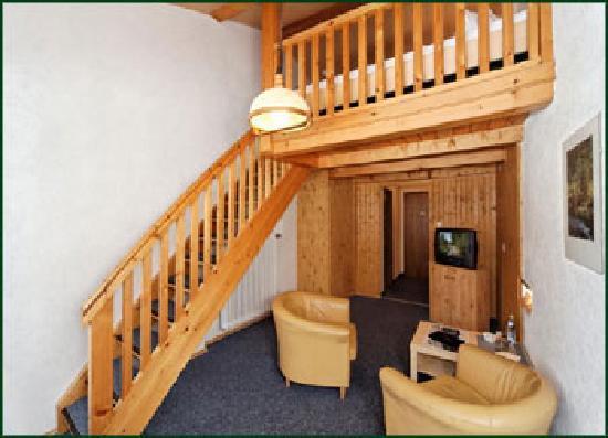 Hotel Schachten: Galeriezimmer