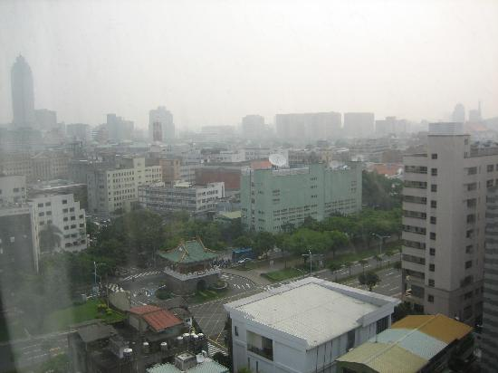 Taipei Garden Hotel : View from my room