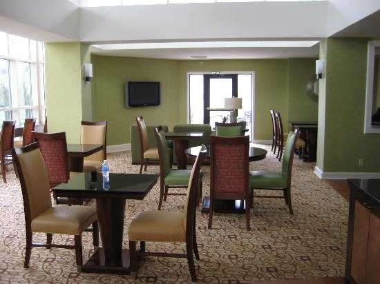 San Ramon Marriott: Concierge room