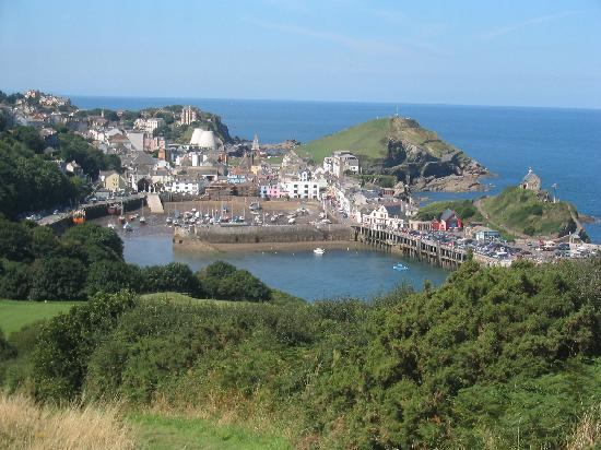 Ocean Backpackers: In the heart of Ilfracombe