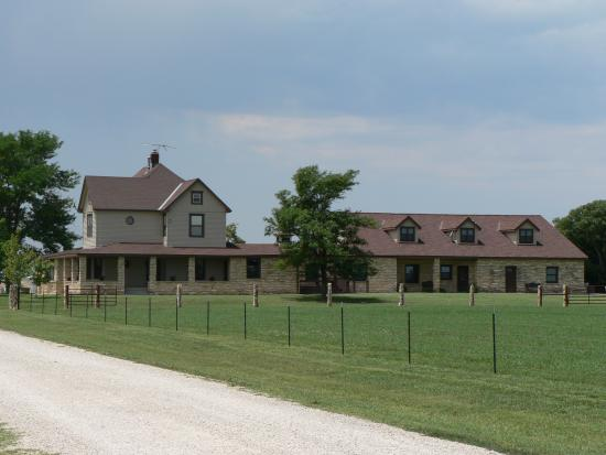 Lindsborg, KS: C&W Ranch Bed & Breakfast