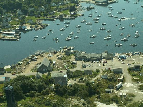 Air New England, LLC: Carvers Harbor, Vinalhaven, ME