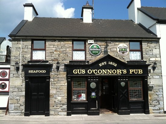 O'Connors Pub Doolin: O'Connor's Pub in the little village of Doolin, Ireland.