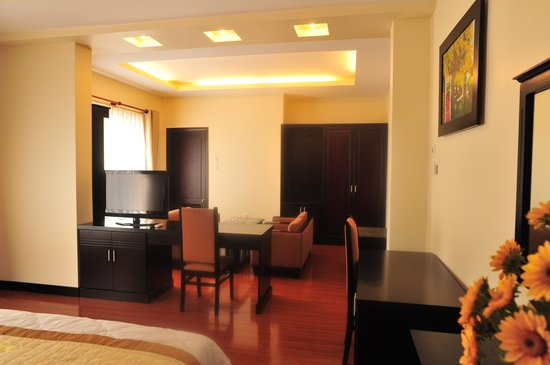 Than Thien Hotel - Friendly Hotel: Suit Room