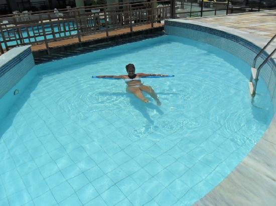 Eu e mariane foto de hotel costa do atl ntico natal for Crystal water piscinas