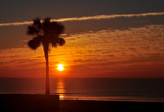 Galveston, TX: Do you enjoy watching the sunrise?