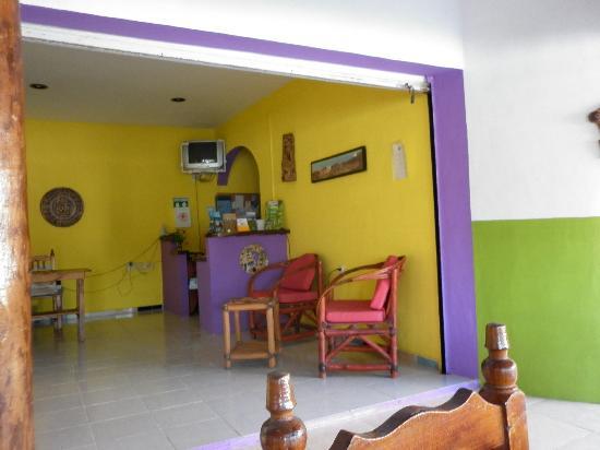 Hotel Residencia La Mariposa: ingresso hotel