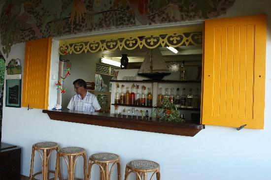 Gite Mayo: le bar