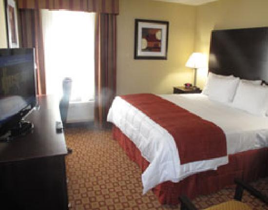 La Quinta Inn & Suites Brooklyn Downtown: room