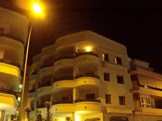 Mediterraneo Apartments: our 1st 2nd 3rd storey front apartments