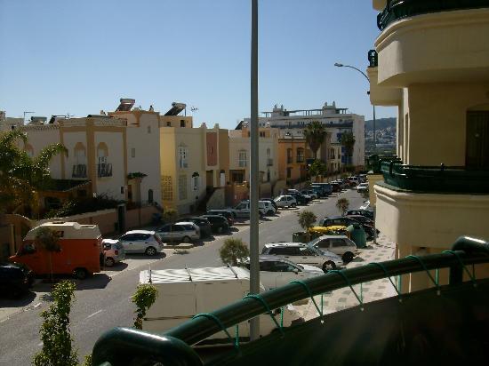 Mediterraneo Apartments: balcony view