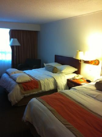 Fiesta Americana Reforma: Habitación del Hotel