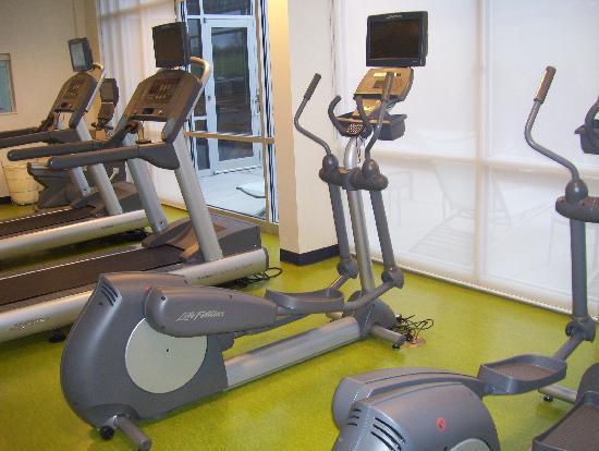 SpringHill Suites Harrisburg Hershey: gym