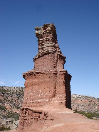 Palo Duro Canyon State Park: The Lighthouse
