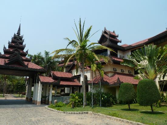 Amazing Bagan Resort: The hotel
